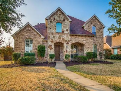 Frisco Single Family Home Active Kick Out: 1391 San Andres Drive