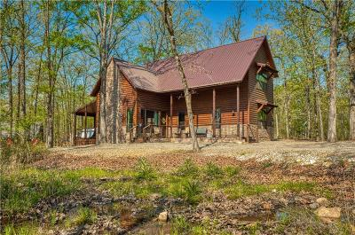 Ardmore, Broken Bow, Burneyville, Duncan, Fort Towson, Grandfield, Healdton, Idabel, Kingston, Leon, Marietta, No City, Ringling, Sallisaw, Seminole, Thackerville, Valliant, Bethel, Cartwright, Moyers, Overbrook Single Family Home For Sale: 89 Bass Loop Road