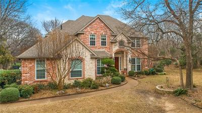 Flower Mound Single Family Home For Sale: 3600 Immel Drive
