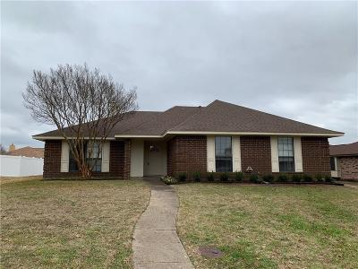 Desoto Single Family Home For Sale: 909 Bluffview Drive