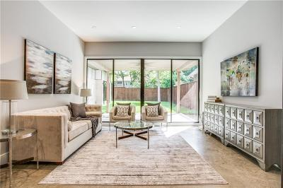 Dallas Single Family Home Active Option Contract: 2018 Lakeland Drive