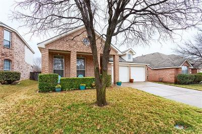 Mckinney Single Family Home Active Option Contract: 2609 Spring Drive