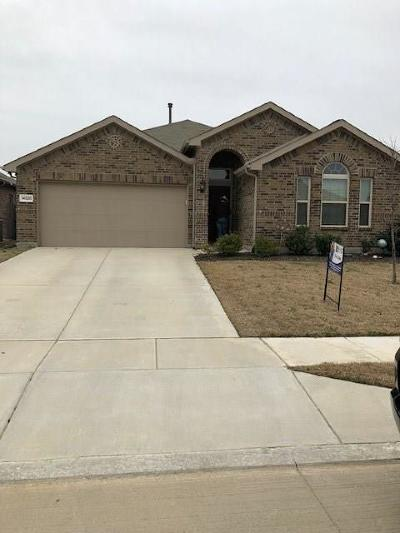 Fort Worth Single Family Home For Sale: 14520 Broomstick Road