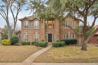 Frisco Single Family Home Active Option Contract: 11406 New Orleans Drive
