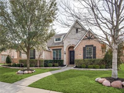 Prosper Single Family Home For Sale: 1020 Stratford Drive