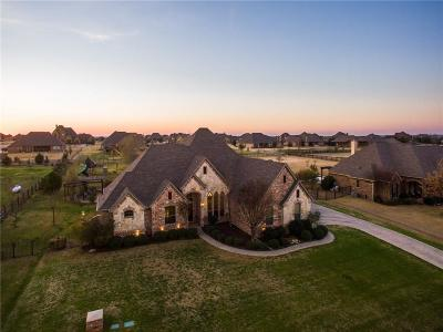 Fort Worth Single Family Home Active Option Contract: 12055 New Day Drive