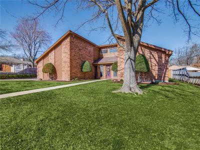 Denison Single Family Home For Sale: 4025 Crescent Valley Circle