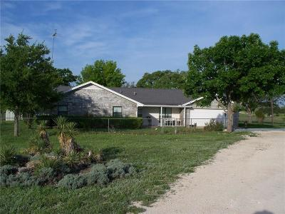 Hico Single Family Home For Sale: 28888 S Us Highway 281 Highway