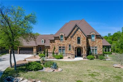 Fort Worth Single Family Home For Sale: 408 Oak Bluff Court