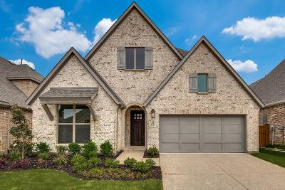 Denton County Single Family Home For Sale: 4533 Tall Knight Lane