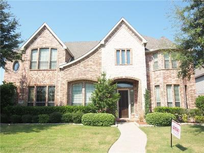 Allen Single Family Home For Sale: 2115 Estes Park Drive