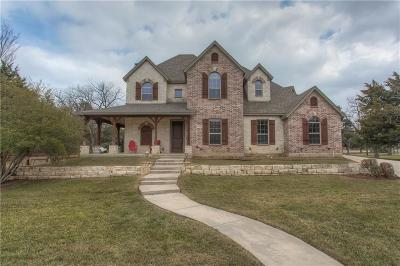 Flower Mound Single Family Home For Sale: 4708 Pinon Street