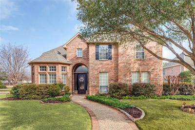 Flower Mound Single Family Home Active Option Contract: 4002 Withers Road