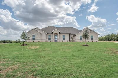 Parker County Single Family Home For Sale: 281 Odell Road