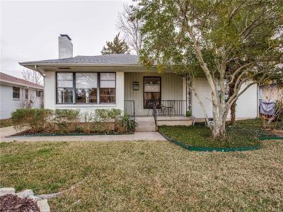 Single Family Home For Sale: 710 Kirkwood Drive