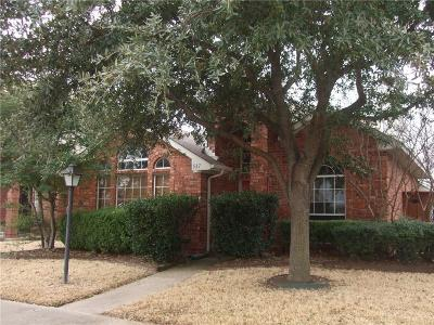 Coppell Residential Lease For Lease: 537 Raintree Circle