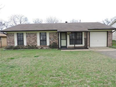 Duncanville Single Family Home Active Option Contract: 314 Linkcrest Drive