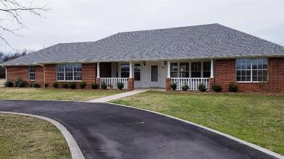 Parker County Single Family Home For Sale: 789 Dove Trail
