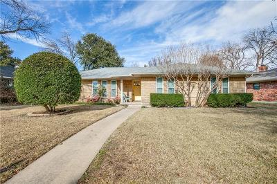 Single Family Home Active Option Contract: 9516 Meadowknoll Drive