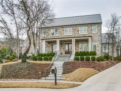 Fort Worth Single Family Home Active Option Contract: 3633 Middlewood Drive
