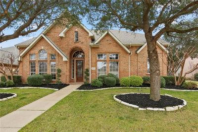 Keller Single Family Home Active Option Contract: 311 Bramble Woods