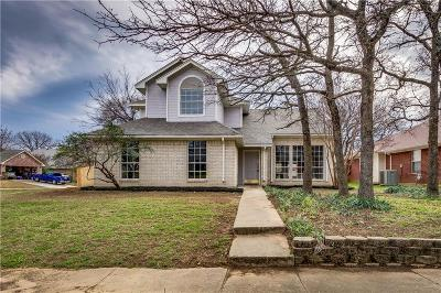 Corinth TX Single Family Home For Sale: $230,000