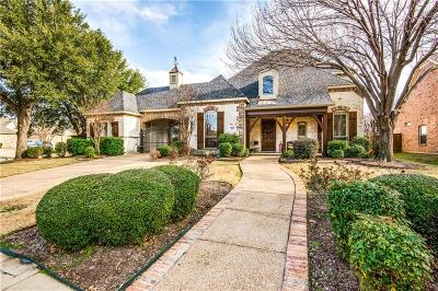 Carrollton Single Family Home For Sale: 1601 Coyote Ridge