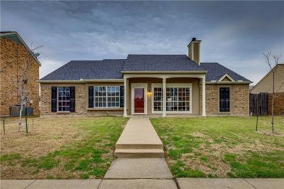 Rowlett Single Family Home For Sale: 7509 Bayview Drive
