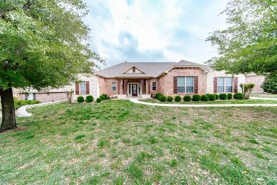Archer County, Baylor County, Clay County, Jack County, Throckmorton County, Wichita County, Wise County Single Family Home For Sale: 212 William Allen Lane