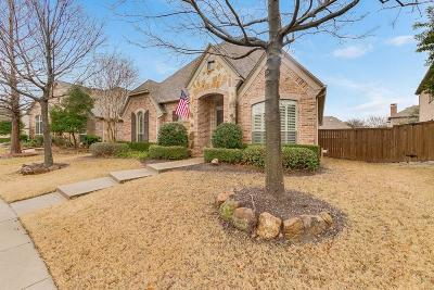 Allen Single Family Home For Sale: 2134 Chambers Drive