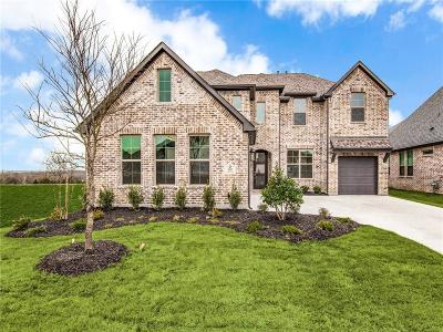 McKinney Single Family Home Active Contingent: 3117 Calvin Road