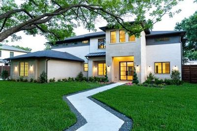 Single Family Home For Sale: 5526 Del Roy Drive