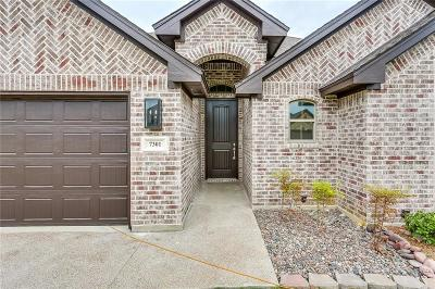 Benbrook Single Family Home For Sale: 7301 Prestwick