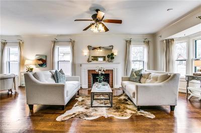 Dallas County Single Family Home For Sale: 1014 N Clinton Avenue