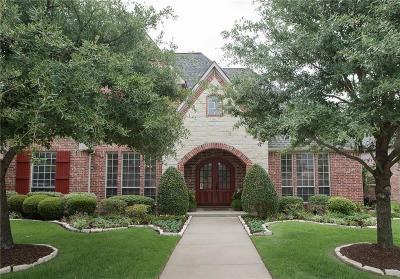 Coppell Single Family Home Active Contingent: 418 Downing Drive
