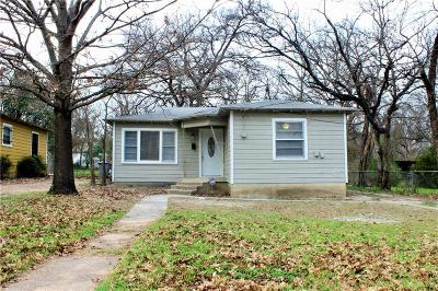 Single Family Home For Sale: 1811 Mentor Avenue