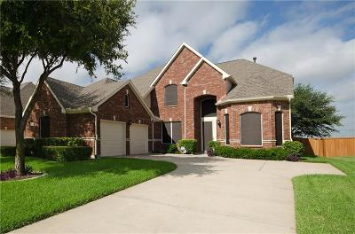 McKinney Single Family Home For Sale: 1200 Pecan Valley Drive