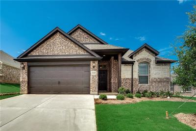 Weatherford Single Family Home For Sale: 1509 Town Creek Circle