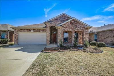 Fort Worth Single Family Home For Sale: 6216 Isadora Lane