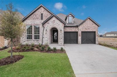McKinney Single Family Home For Sale: 8553 Royal County Down Drive