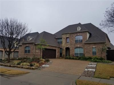 Allen  Residential Lease For Lease: 1829 Canyon Court