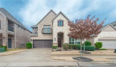 Keller Single Family Home For Sale: 3041 Trinity Lane