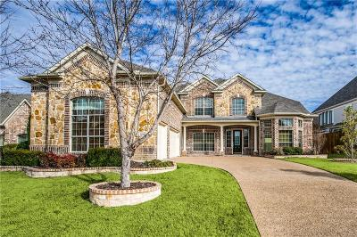 Sachse Single Family Home For Sale: 6812 Canyon Meadow Drive