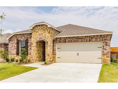 Forney Single Family Home For Sale: 2060 Rosebury Lane