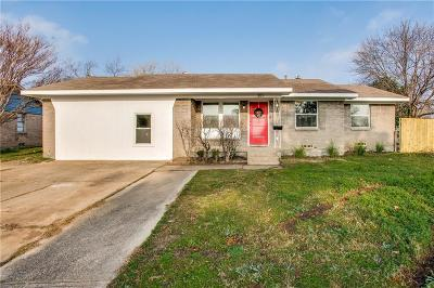 Lewisville Single Family Home For Sale: 301 Brook Cove Lane