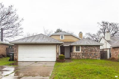 Single Family Home Active Kick Out: 4213 Periwinkle Drive