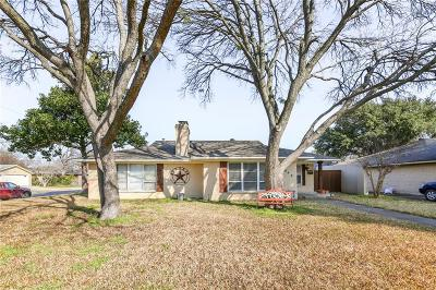 Farmers Branch Single Family Home For Sale: 2949 Selma Lane