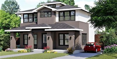 Dallas County Single Family Home For Sale: 5209 Vickery Boulevard