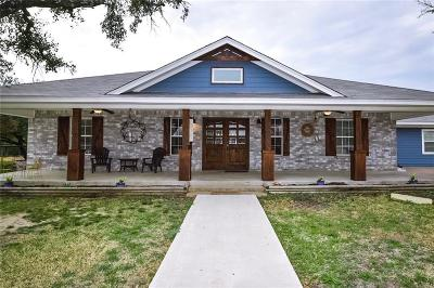 Weatherford Single Family Home Active Option Contract: 439 Old Agnes Road