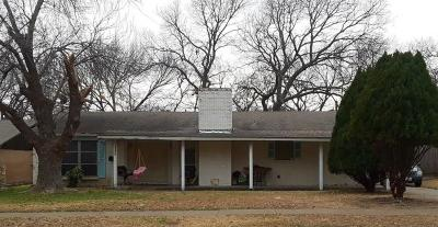 Dallas County Single Family Home For Sale: 8248 Clear Springs Road